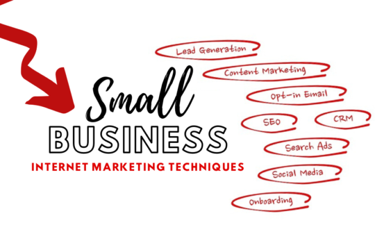 small business internet marketing techniques