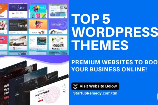top-5-Wordpress-themes
