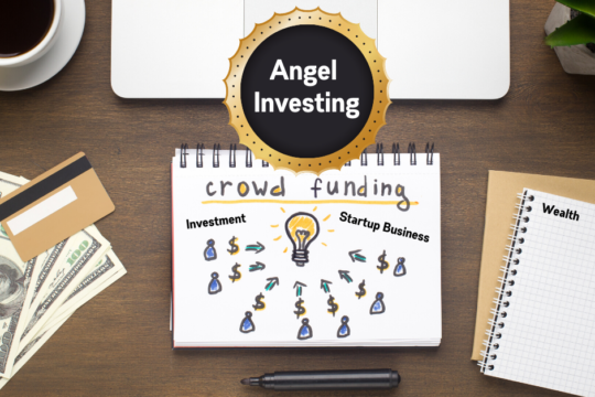 how to start angel investing