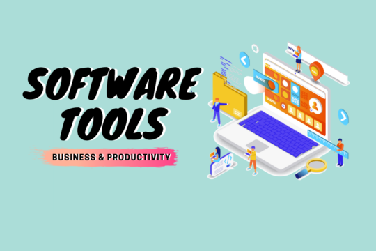 Business and Productivity Software Tools