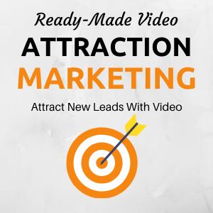 Attraction Marketing Videos