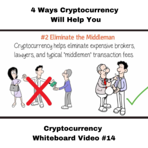 4 ways cryptocurrency will help you