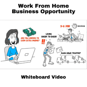 Work From Home Whiteboard Video