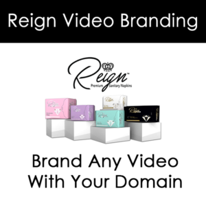 Reign video branding